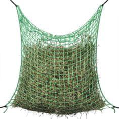 shumee Štvorcová sieť na uloženie sena, 0.9x3 m, PP