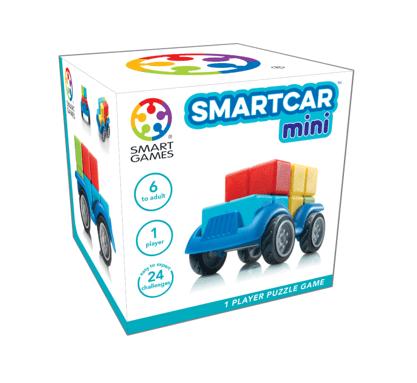 Smart Games Pametni auto mini