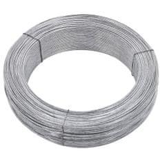 shumee Viazací drôt na oplotenie 250 m 1,4 mm oceľový