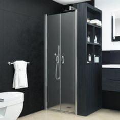 Drzwi prysznicowe, matowe, ESG, 80 x 185 cm