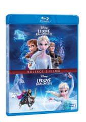 Ledové království - Kolekce 1+2 (2BD) - Blu-ray