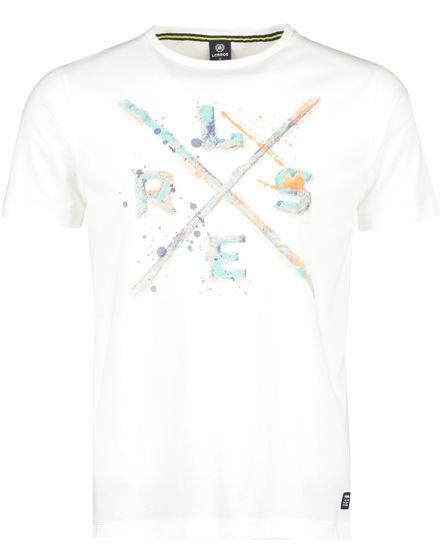 Lerros dámske tričko 2033049 XXL, smotanová