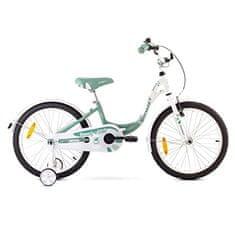 Romet Diana 20 dječji bicikl, plavo-bijela