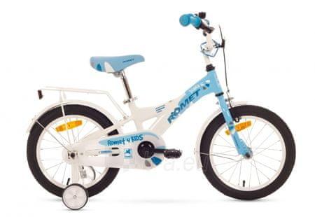 Romet Diana S 16 dječji bicikl, plavo-bijela