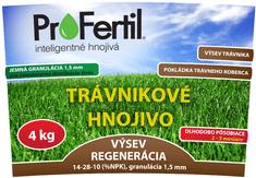 ProFertil Výsev a regenerácia 14-28-10 (4kg)