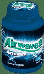 Airwaves žuvačky Extreme dóza 6x64g