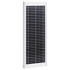 Panel słoneczny, 10 W, polikrystaliczny, aluminium i szkło