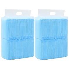 shumee Hygienické podložky pre psov 200 ks 60x45 cm netkaná textília