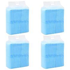 shumee Hygienické podložky pre psov 400 ks 60x60 cm netkaná textília