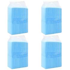 shumee Hygienické podložky pre psov 400 ks 90x60 cm netkaná textília