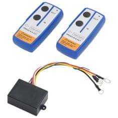 shumee Bezdrôtové diaľkové ovládače pre naviják 2 ks s prijímačom