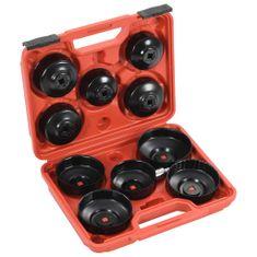 11-częściowy zestaw narzędzi do filtra oleju