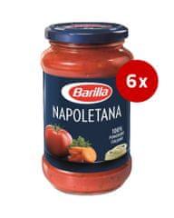 Barilla Napoletana paradižnikova omaka, 6 x 400 g