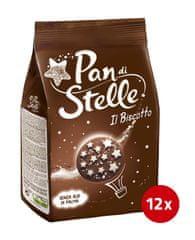 Barilla Mulino Bianco Pan Di Stelle piškoti, 12 x 350 g