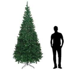 Umělý vánoční strom XL 300 cm zelený
