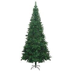 Umelý vianočný stromček, L, 240 cm, zelený