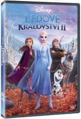 Ledové království 2 - DVD