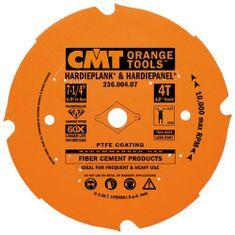 CMT Diamantový pílový kotúč na cementotrieskovej dosky - D160x2,2 d20 Z10 PKD