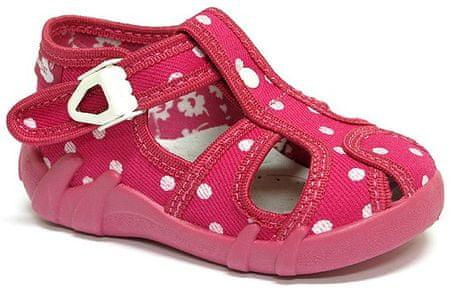 Ren But papuče za djevojčice, roze, 22