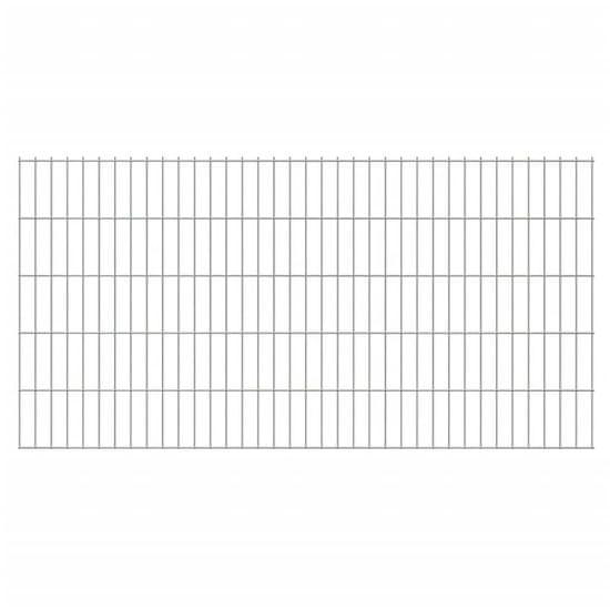 shumee 2D zahradní plotové dílce 2,008 x 1,03 m 32 m (celková délka)