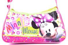 Arteddy Dívčí kabelka Disney Minnie Mouse - růžová