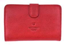 Emporio Valentini Kožená peněženka Valentini Gino - červená