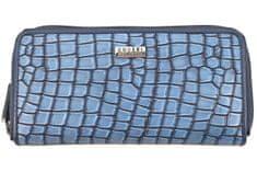 COVERI Dámská peněženka puzdrového typu Coveri - modrá