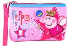 Arteddy Dětská peněženka Peppa Pig - růžová