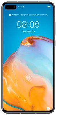 Huawei P40, veľký displej, OLED, Full HD+