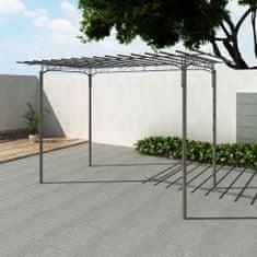 shumee Jekleni dekorativni vrtni paviljon za rast vzpenjajočih rastlin