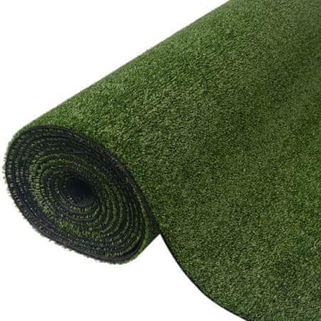 shumee Umetna trava 0,5x5 m/7-9 mm zelena