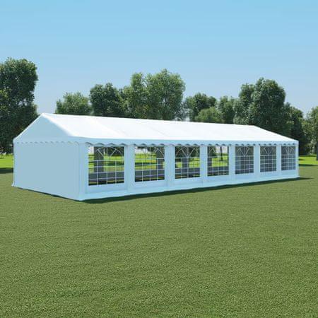 shumee Pokrycie namiotu ogrodowego, 6 x 14 m, biały