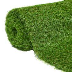 Umelý trávnik, 1x15 m/40 mm, zelený
