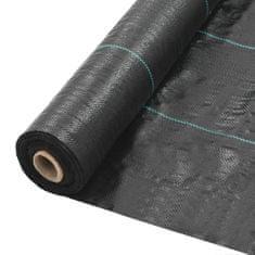 Mata szkółkarska, agrotkanina PP, 1x10 m, czarna