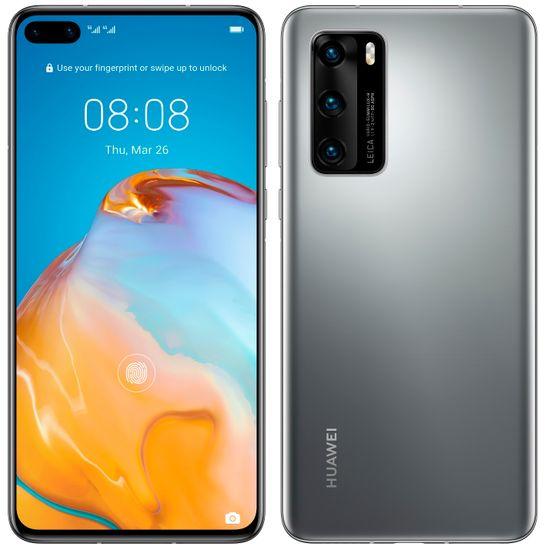 Huawei P40 5G, 8GB/128GB, Grey