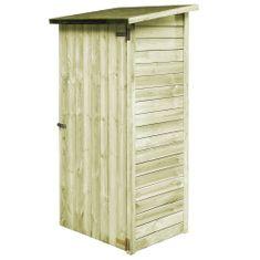 shumee Szopa ogrodowa z impregnowanego drewna sosnowego, 88x76x175 cm