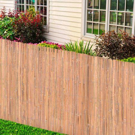 shumee bambusz kerítés 170 x 400 cm