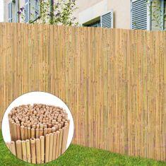 shumee Bambusový plot 250x170 cm