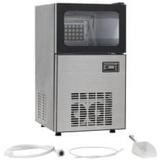 Výrobník ledových kostek 420 W černý 45 kg/24 h