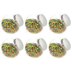 shumee Poháre na cukríky 6 ks 19,5x13,5x19,5 cm 3000 ml