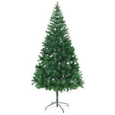 Umelý vianočný stromček 210 cm