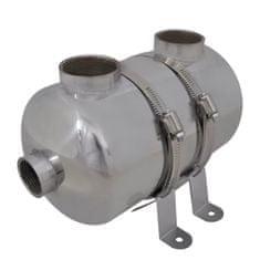 shumee Basenowy wymiennik ciepła 292 x 134 mm 28 kW
