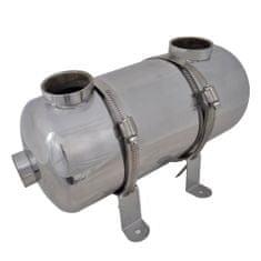 shumee Basenowy wymiennik ciepła 355 x 134 mm 40 kW
