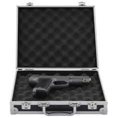 shumee Kufr na zbraň hliník ABS černý
