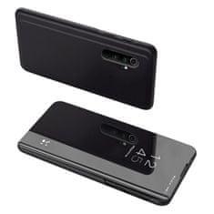 MG Clear View knižkové pouzdro na Xiaomi Mi Note 10 / Mi Note 10 Pro, černé