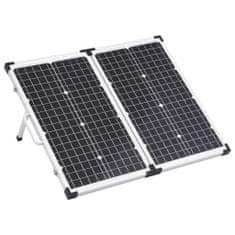 Składany panel solarny, walizkowy, 60 W, 12 V