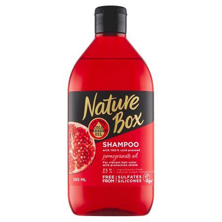 Nature Box Granatni (Shampoo) 385 ml