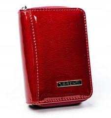 Lorenti Dámská kožená peněženka Uma, červená