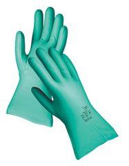 Cerva Protichemické nitrilové rukavice Grebe, délka 33 cm 7