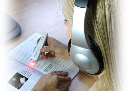 Iriscan IRISPen Air 7, ručný skener, skenovanie, preklad, čítanie, rozpoznávanie textu
